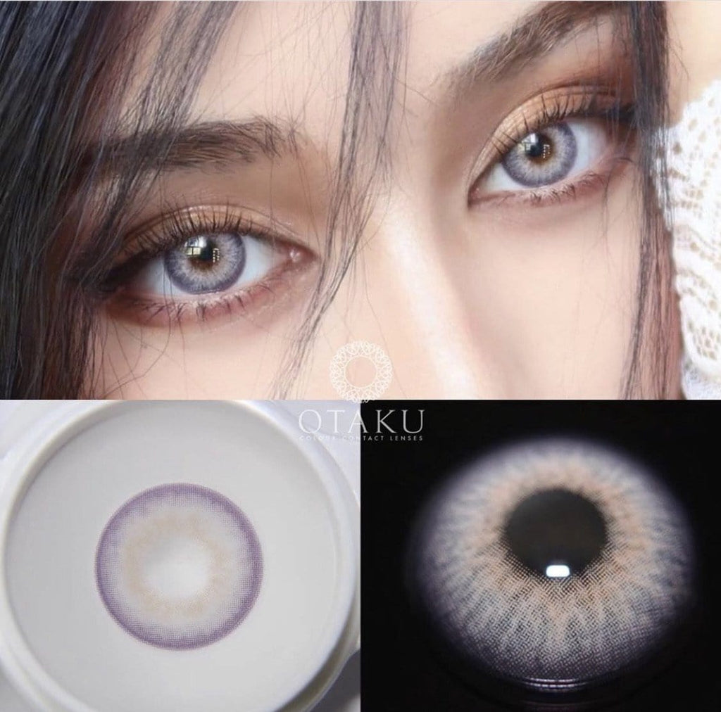 Human Iris design color contact lenses by otakulens