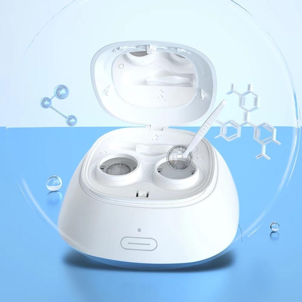 Contact Lenses Cleaner Machine