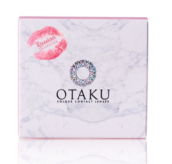 Most natural color contacts lenses new Otaku collection Russian collection