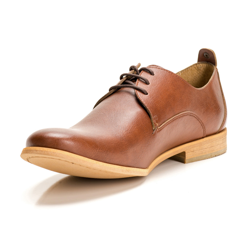 Brown Classic Oxfords