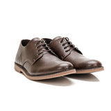 Sole & Stone - Brown Vegan Oxfords Vegan Shoes - Pair