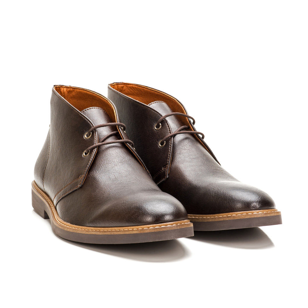 Sole & Stone|Vegan Chukka Boots|Vegan Shoes|Pair