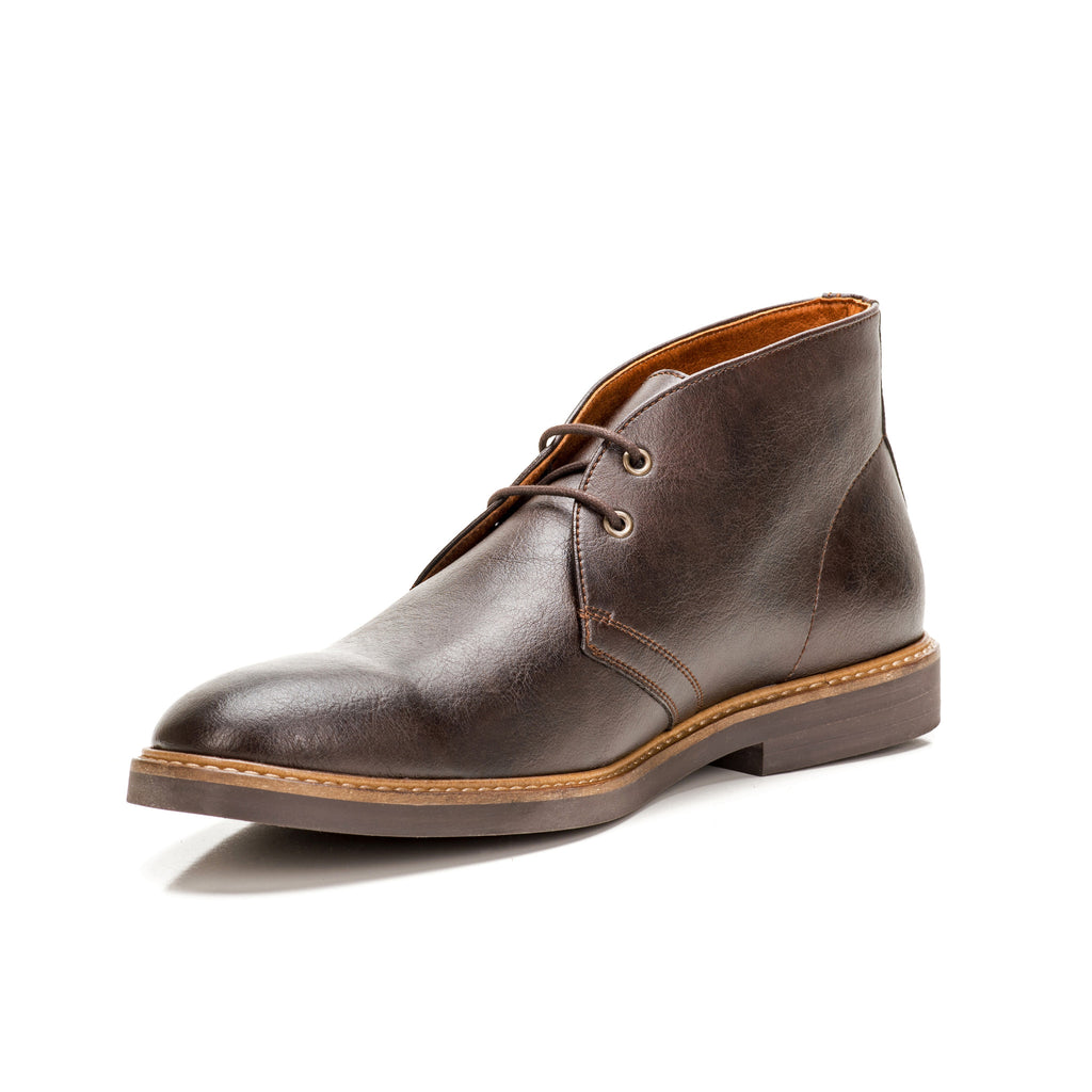 Sole & Stone|Vegan Chukka Boots|Vegan Shoes|Side4