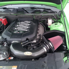 Coyote Mustang Airaid Cold Air Intake System