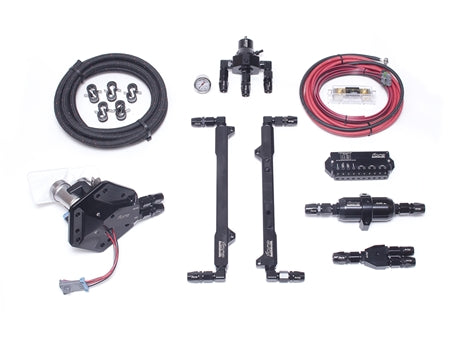 1996-2004 Mustang GT Fore Innovations Return Style Fuel System Package