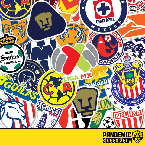 Stickers - Mexico