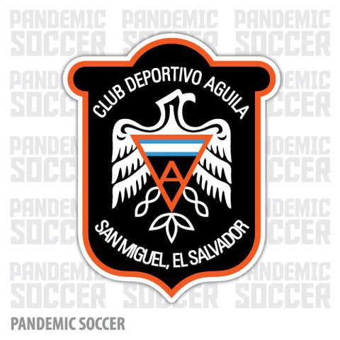 CD Aguila El Salvador Vinyl Sticker Decal Calcomania - Pandemic Soccer