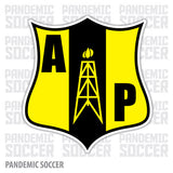 Alianza Petrolera Colombia Vinyl Sticker Decal Calcomania - Pandemic Soccer