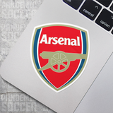 Arsenal FC Gunners England Color Vinyl Sticker Decal - Pandemic Soccer