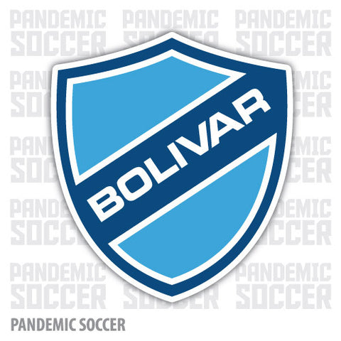 Bolivar Boliva Vinyl Sticker Decal Calcomania