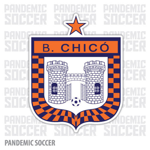Boyaca Chico Colombia Vinyl Sticker Decal Calcomania - Pandemic Soccer