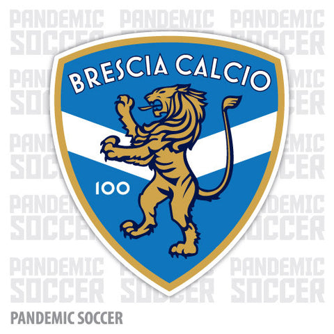 Brescia Calcio Italy Vinyl Sticker Decal - Pandemic Soccer