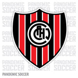 Chacarita Juniors Argentina Vinyl Sticker Decal Calcomania - Pandemic Soccer