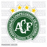 Chapecoense Brazil Vinyl Sticker Decal Calcomania - Pandemic Soccer