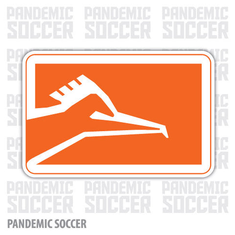 Correcaminos Tamaulipas Mexico Vinyl Sticker Decal Calcomania - Pandemic Soccer
