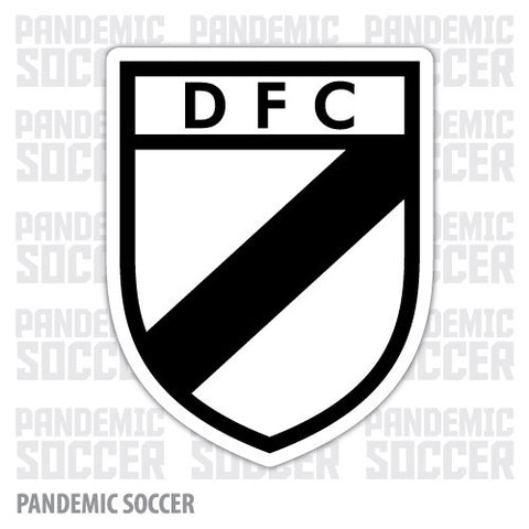 Danubio FC Uruguay Vinyl Sticker Decal Calcomania - Pandemic Soccer