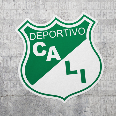 Deportivo Cali Colombia Vinyl Sticker Decal Calcomania - Pandemic Soccer