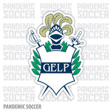 Gimnasia Esgrima Argentina Vinyl Sticker Decal Calcomania - Pandemic Soccer