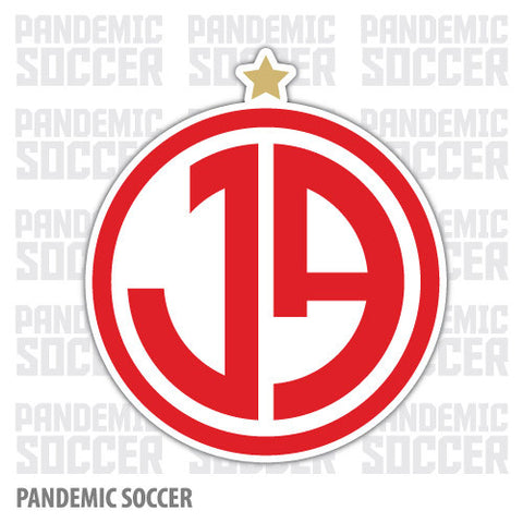 Juan Aurich Peru Vinyl Sticker Decal Calcomania - Pandemic Soccer
