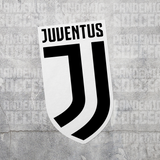 Juventus FC Calcio Italia Vinyl Sticker Decal - Pandemic Soccer