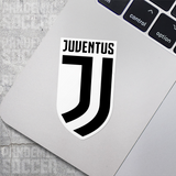 Juventus FC Italy Vinyl Sticker Decal Pack - 10 Stickers - Pandemic Soccer