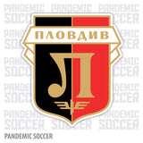 Lokomotiv Plovdiv Bulgaria Vinyl Sticker Decal - Pandemic Soccer