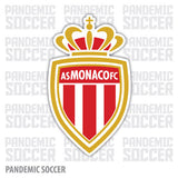 FC Monaco France Vinyl Sticker Decal - Pandemic Soccer