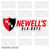 Newell's Old Boys Argentina Vinyl Sticker Decal Calcomania - Pandemic Soccer