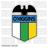 OHiggins FC Rancagua Chile Vinyl Sticker Decal Calcomania