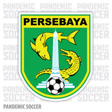 Persebaya Surabaya Indonesia Vinyl Sticker Decal - Pandemic Soccer