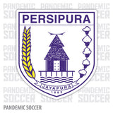 Persipura Jayapura Indonesia Vinyl Sticker Decal Soccer - Pandemic Soccer