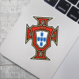 Portugal National Football Soccer Vinyl Sticker Decal - Pandemic Soccer