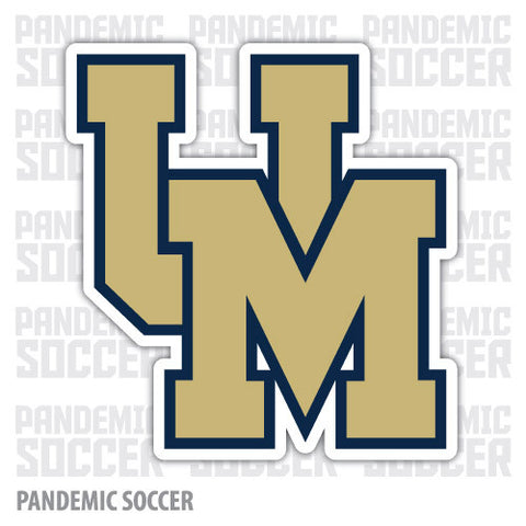 Pumas UNAM Mexico Vinyl Sticker Decal Calcomania - Pandemic Soccer