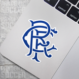 Rangers FC Glasgow Scotland Vinyl Sticker Decal - Pandemic Soccer