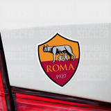 Roma Calcio Italy Color Vinyl Sticker Decal - Pandemic Soccer