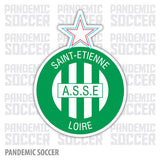 AS Saint Etienne France Vinyl Sticker Decal - Pandemic Soccer