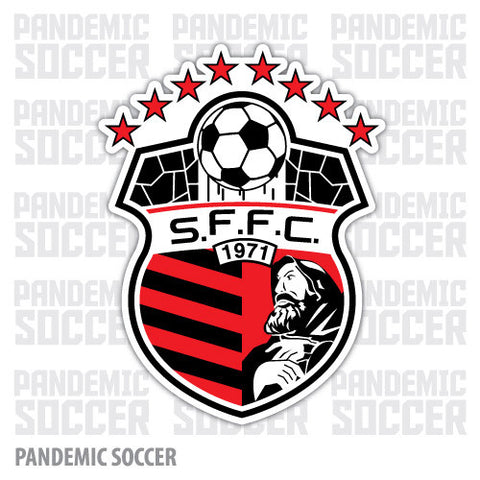 San Francisco FC Panama Vinyl Sticker Decal Calcomania