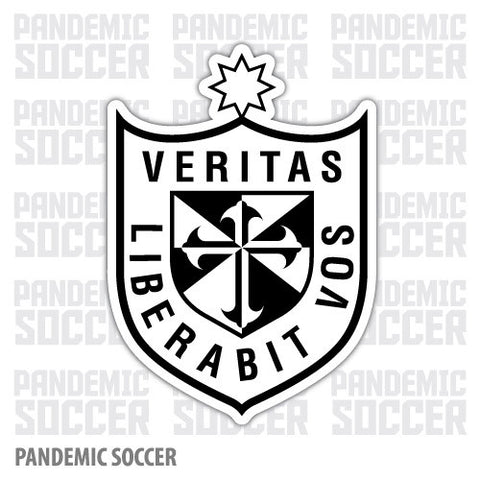 Club San Martín de Porres Peru Vinyl Sticker Decal Calcomania - Pandemic Soccer