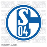 Schalke 04 Germany Vinyl Sticker Decal