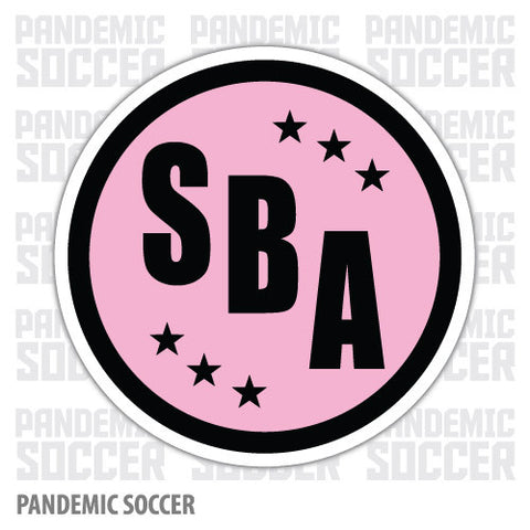 Sport Boys Callao Peru Vinyl Sticker Decal Calcomania - Pandemic Soccer