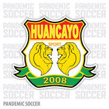 Sport Huancayo Peru Vinyl Sticker Decal Calcomania