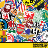 Sporting Lisboa Portugal Vinyl Sticker Decal - Pandemic Soccer