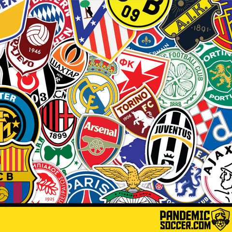 Fc Barcelona Stickers.Fc Barcelona Barca Spain Vinyl Sticker Decal