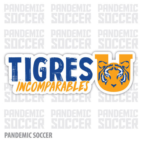 Tigres UANL Mexico Vinyl Sticker Decal Calcomania