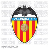Valencia Spain La Liga España Vinyl Sticker Decal