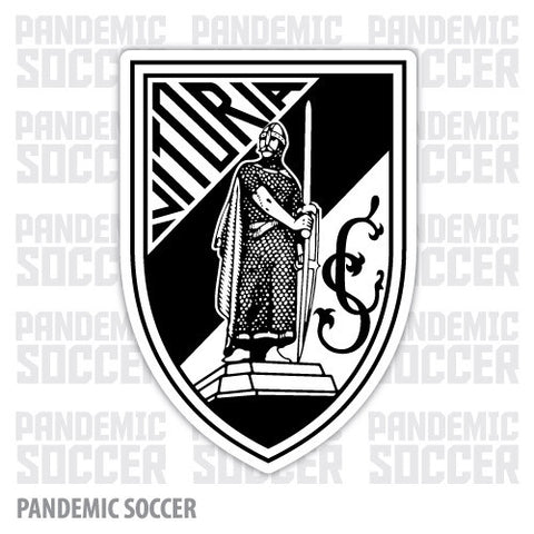 Vitoria Portugal Vinyl Sticker Decal - Pandemic Soccer