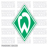 SV Werder Bremen Germany Vinyl Sticker Decal - Pandemic Soccer