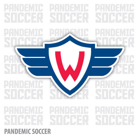 Jorge Wilstermann Bolivia Vinyl Sticker Decal Calcomania - Pandemic Soccer
