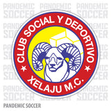 Club Xelaju Guatemala Vinyl Sticker Decal Calcomania