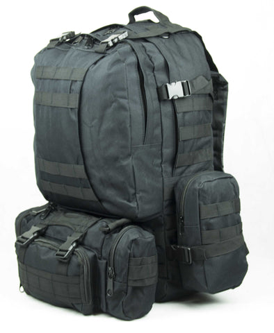 MOLLE Style Military Backpack - 50L